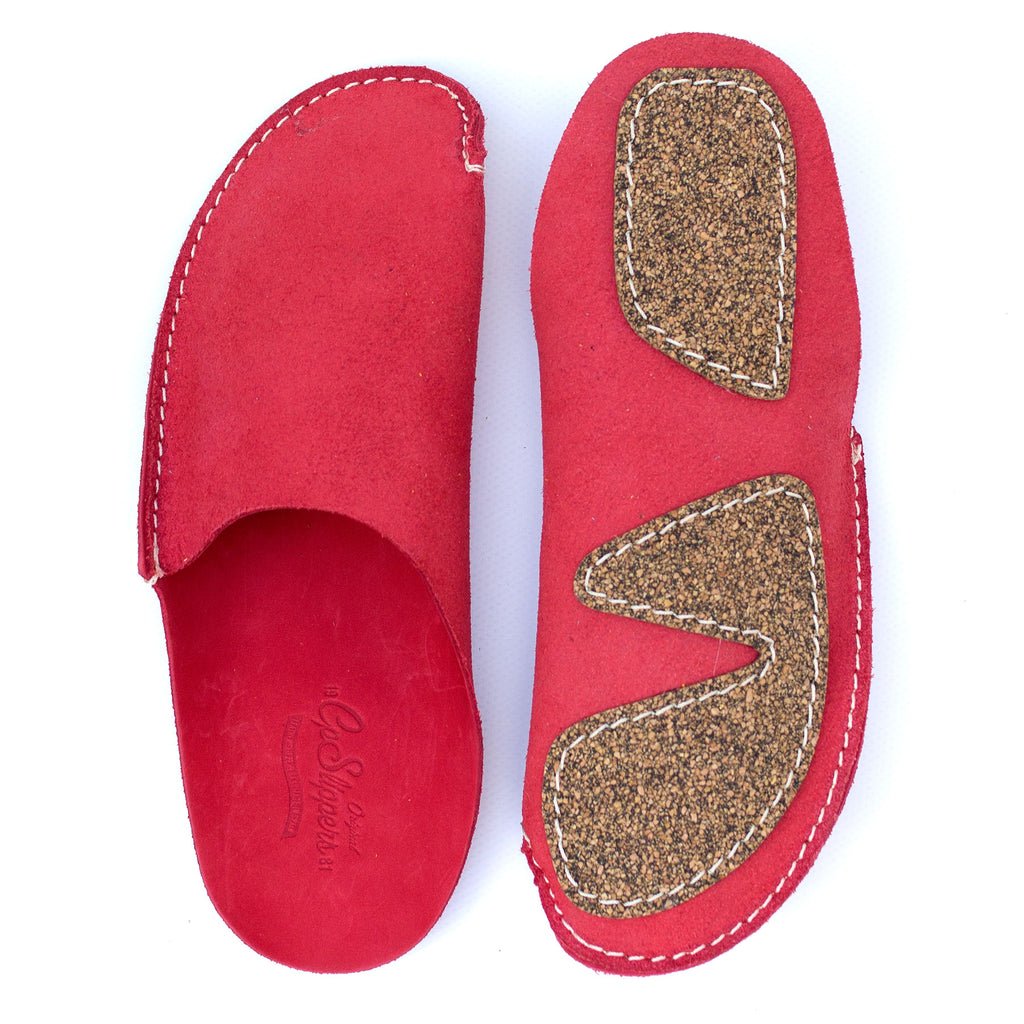 Red CP Slippers Luxe - CP Slippers