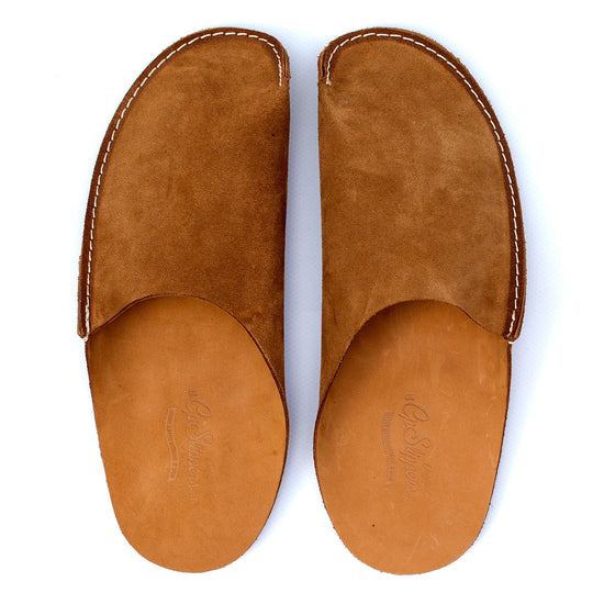 Leather the Best Material for Slippers