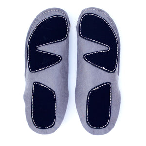 Gray CP Slippers Classic - CP Slippers