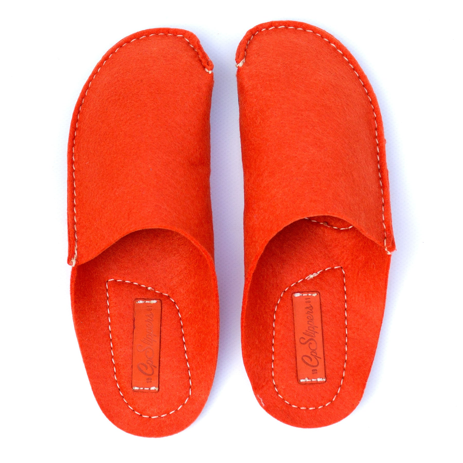Orange CP Slippers Classic - CP Slippers