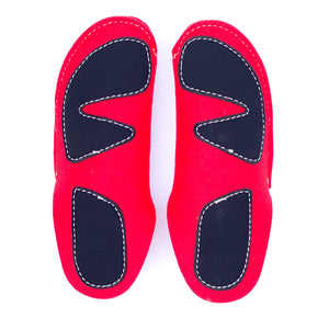 Red CP Slippers Classic - CP Slippers