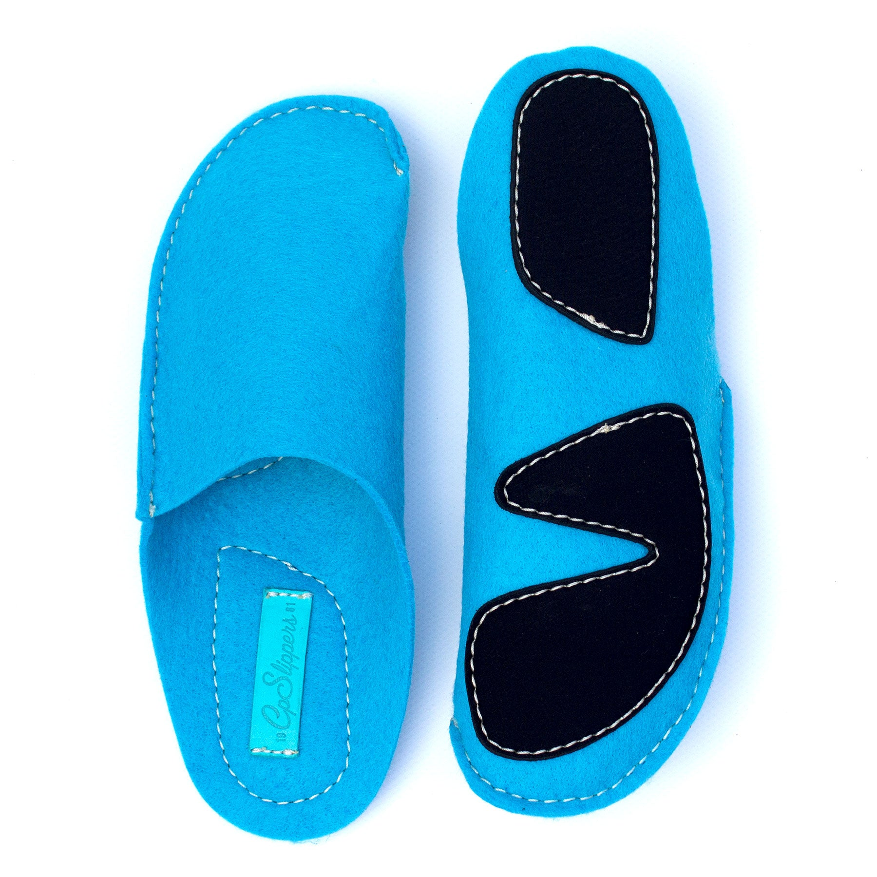Turquoise CP Slippers Classic - CP Slippers