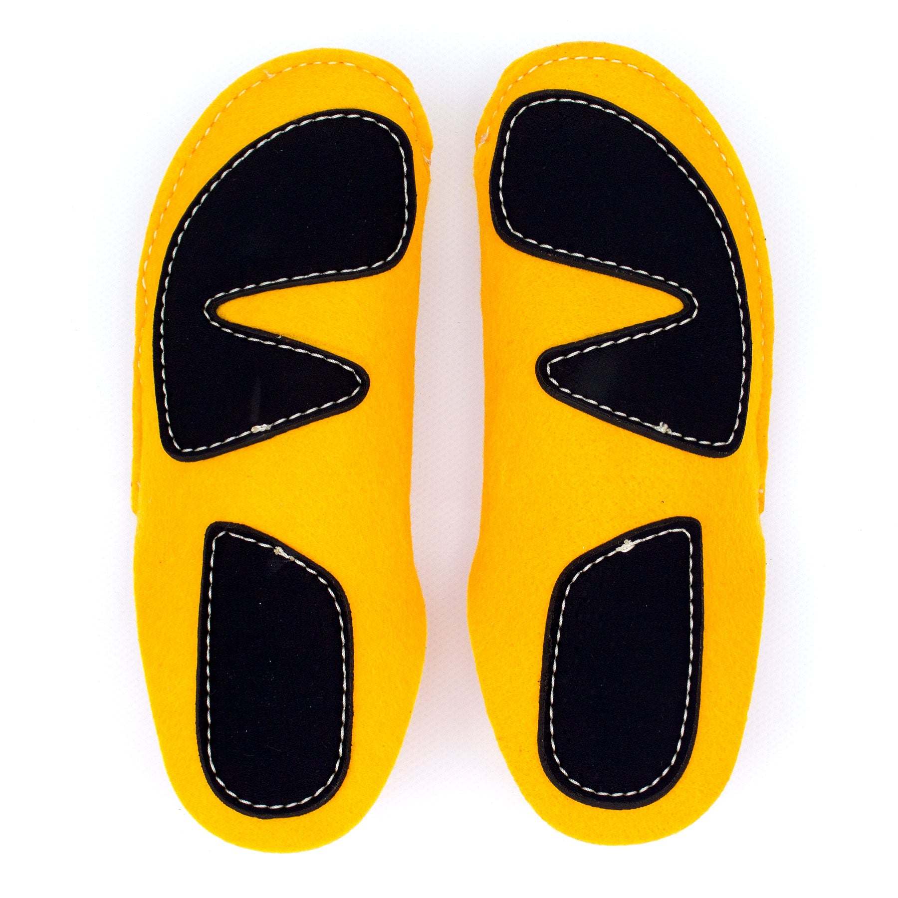 Yellow CP Slippers Classic - CP Slippers