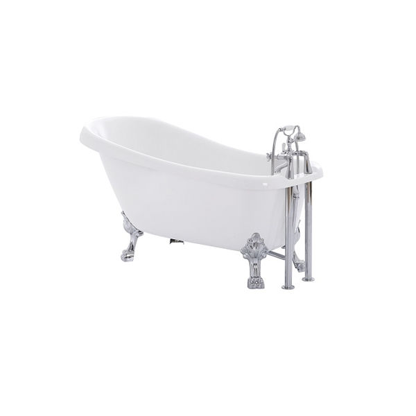 Bayswater Slipper Bath Including Traditional Feet