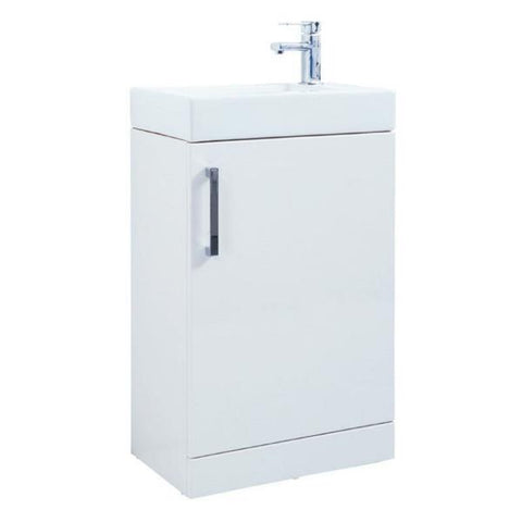 Liberty Floor Standing Unit With Ceramic Basin (Click To View Various Sizes/Colour Options)