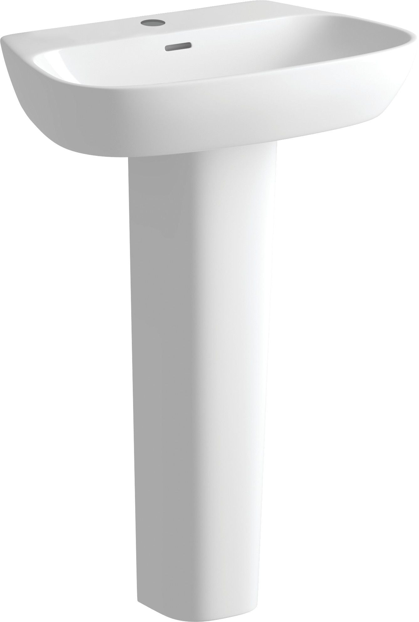 Tilia Basin With Pedestal (Click For Options)