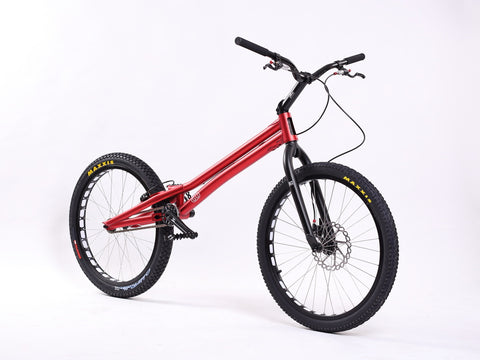 [ FREE shipping ] ECHO GU 24'' Complete Bike for Trials