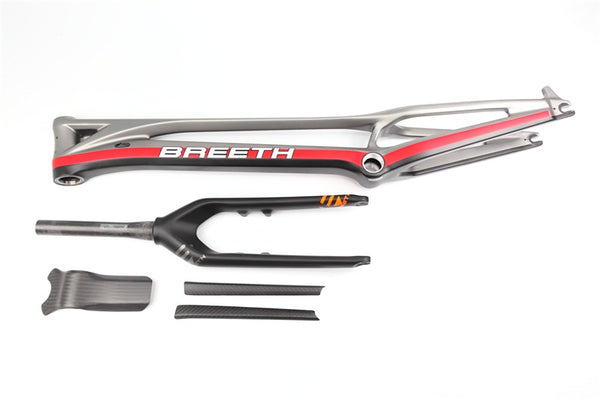 BREETH  CARBON FRAME + FORK SETS