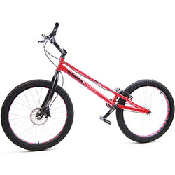 [ FREE shipping ] NEON BECAUSE COLOR 24'' Complete Bike for Trials