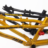 [ FREE shipping ] BECAUSE 24'' Street Trial Frame with BB for Bike Trials