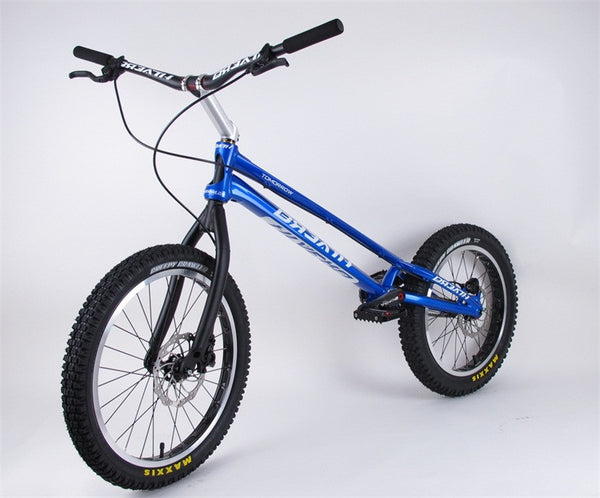 [ FREE shipping ] BREATH TOMORROW 20'' DISC Complete Bike for Trials