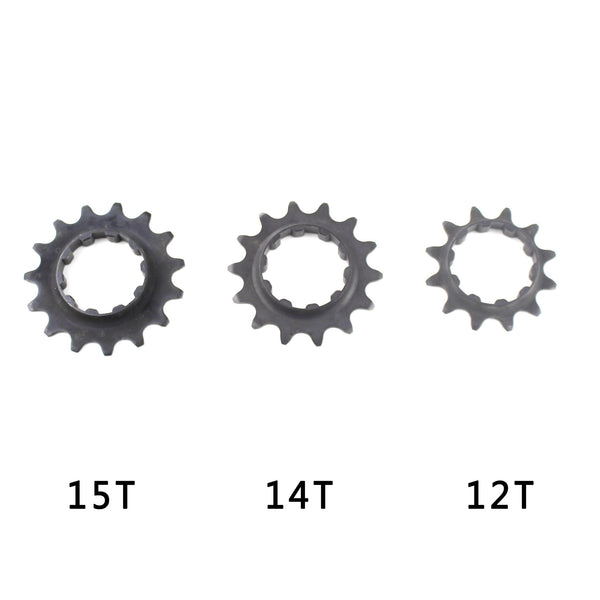 [ FREE shipping ] ECHO Splined and Threaded Cog Sprocket for BikeTrials