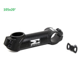 [ FREE shipping ] ECHO TR 150X30 / 105X20 w/ Top Cap Forged Stem for BikeTrial