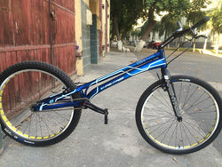[ FREE shipping ] HASHTAGG OPEN PEACE  26'' Complete Bike for Trials