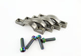 [ FREE shipping ] Limited Edition Racing Line Full Ti Clamps for Bike Trial