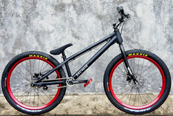 Neon Because 24'' Street Trials Danny MacAskill Bike Inspired Bicycle