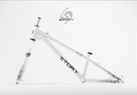 2021 24'' Story Street 5th Year Trial Inspired Bike Bicycle
