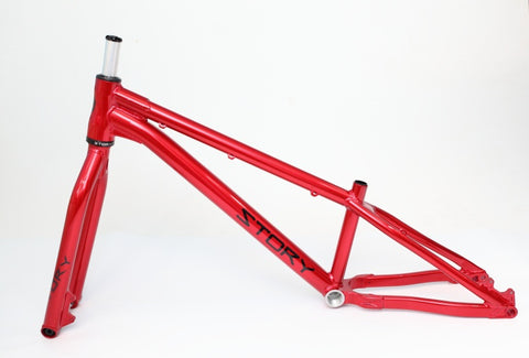 [ FREE shipping ] STORY 2017 FrameSet for Street Trials