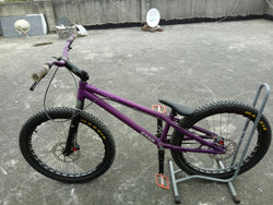 [ FREE shipping ] Used Purple ECHO CZAR Street Trials
