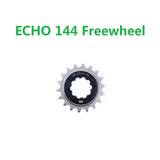 [ FREE shipping ] ECHO 144 Splined and Screw-on Freewheel for Bike Trials