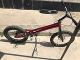 Used ECHO GU 20'' Bike Trial