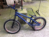 ECHO CZAR 20'' Street Trial Dual Hopes Brakes
