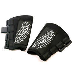 [ FREE shipping ] NEON Shingurad Shin Guard for Bike Trial Leg Protection