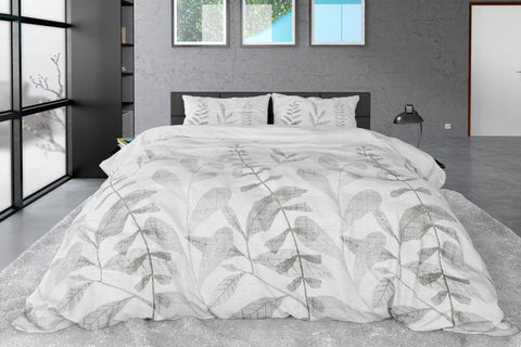 DEkbedovertrek Dreamhouse Bedding Lionel White