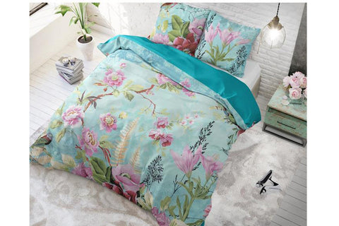 Dekbedovertrek Pastel Forest van Dreamhouse Bedding