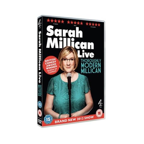 Thoroughly Modern Millican - Signed DVD