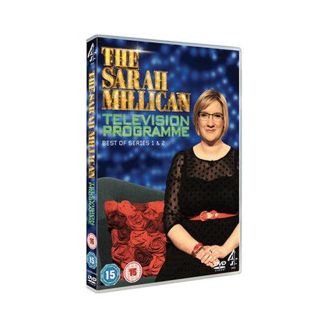 The Sarah Millican TV Programme - Signed DVD