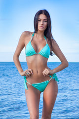 Forever Young Turquoise Bikini