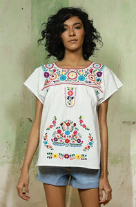 THE MOMMY´S MEXICAN SUMMER TOP