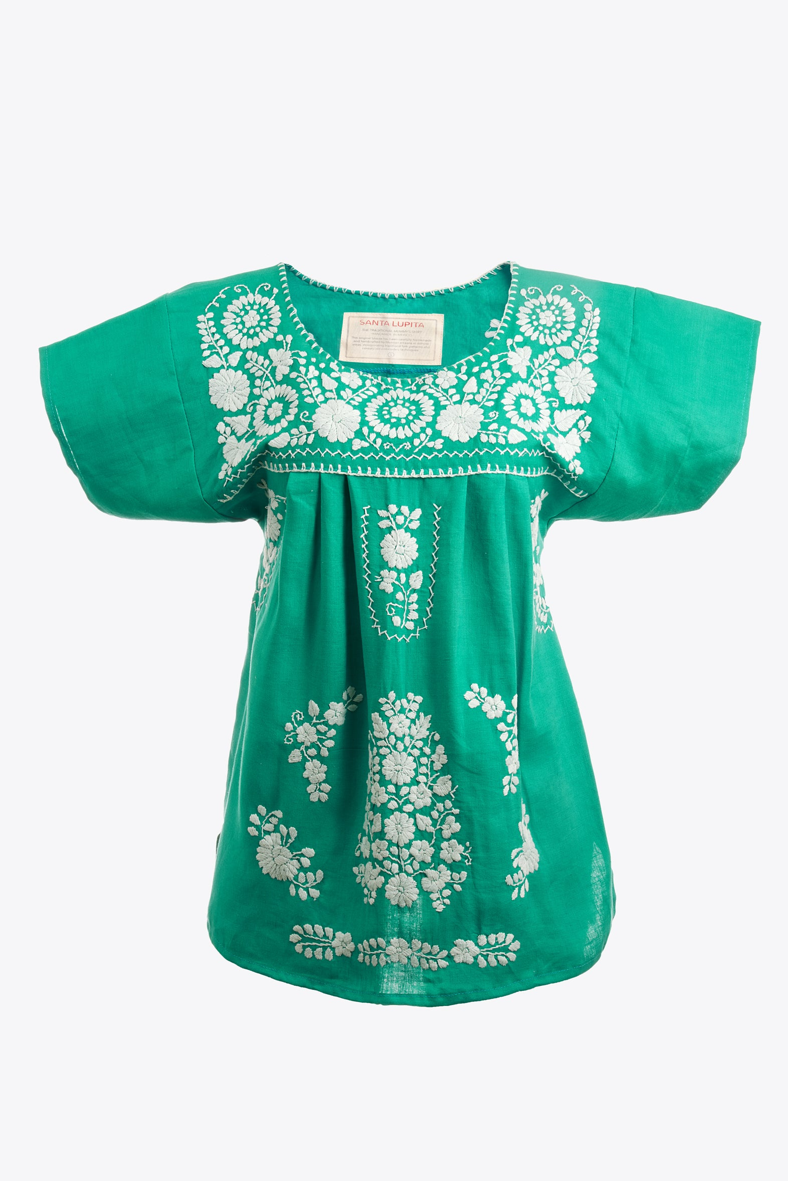 THE MOMMY´S JADE BLOUSE