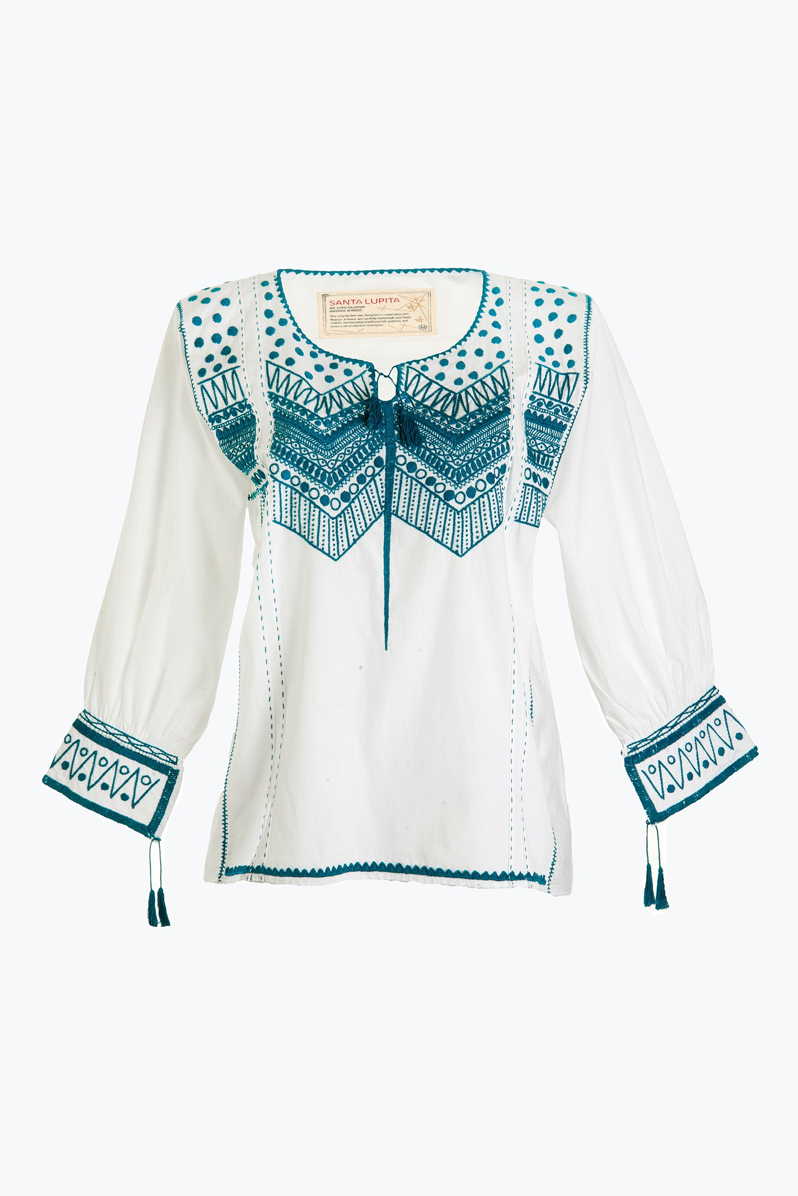 THE COSMO DAY BLOUSE
