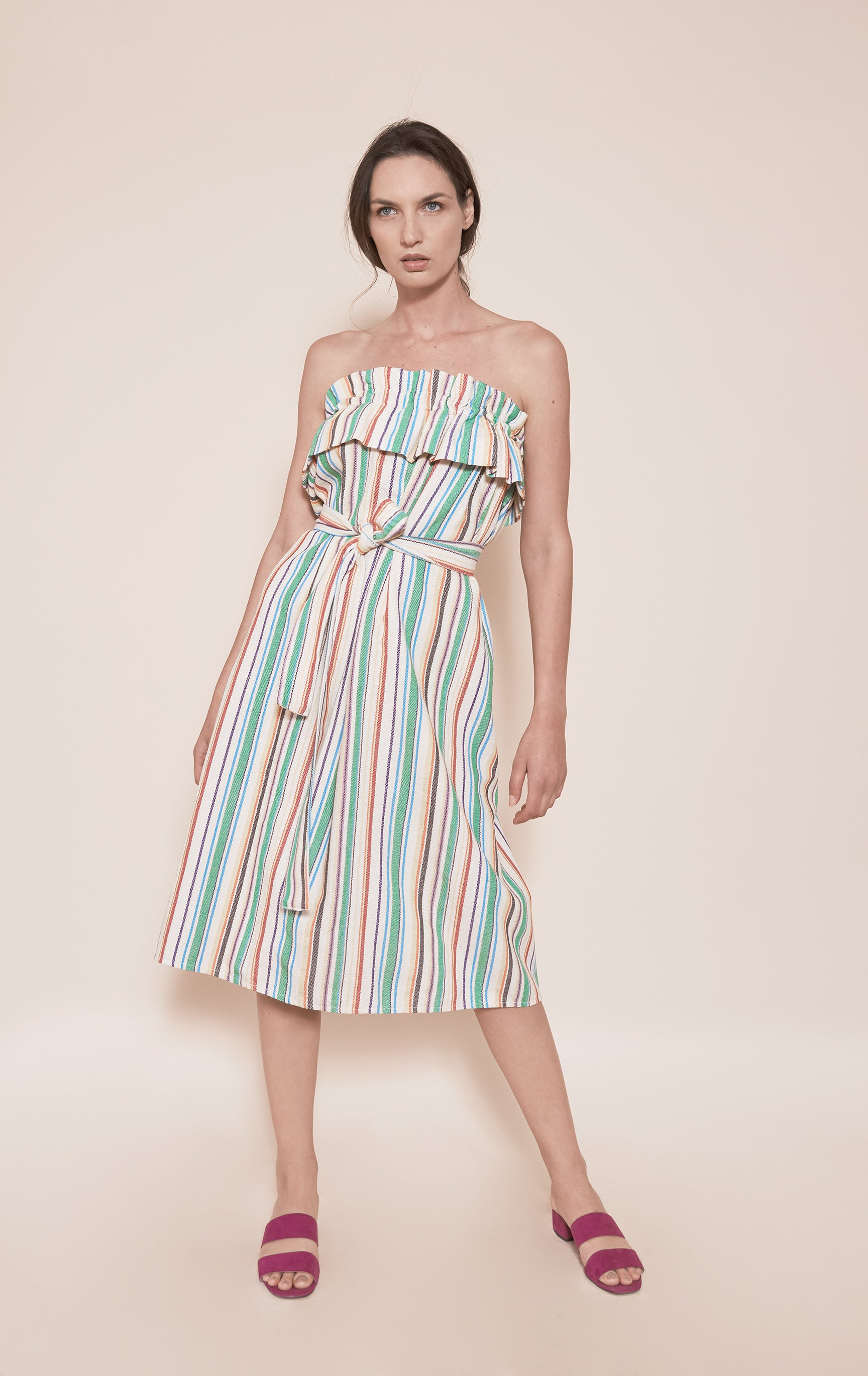 THE TODOS SANTOS DRESS