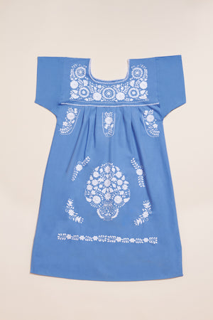 THE MOMMY´S BLUE DRESS