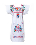 THE GIRLS MEXICAN DRESS