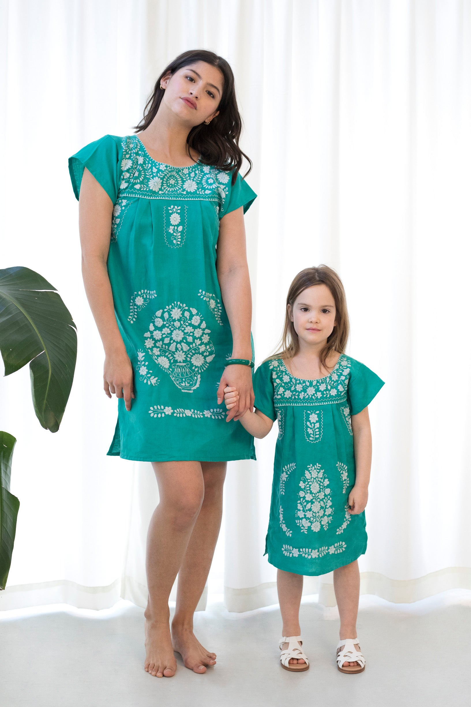 THE MOMMY´S JADE DRESS