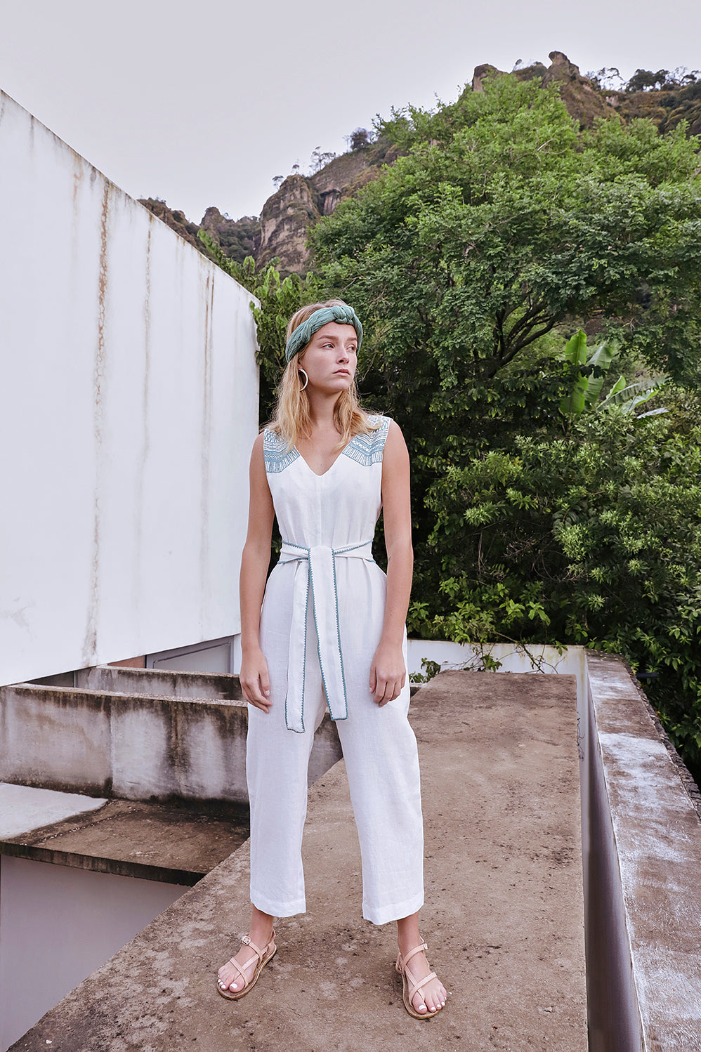 THE COSMO DAY JUMPSUIT