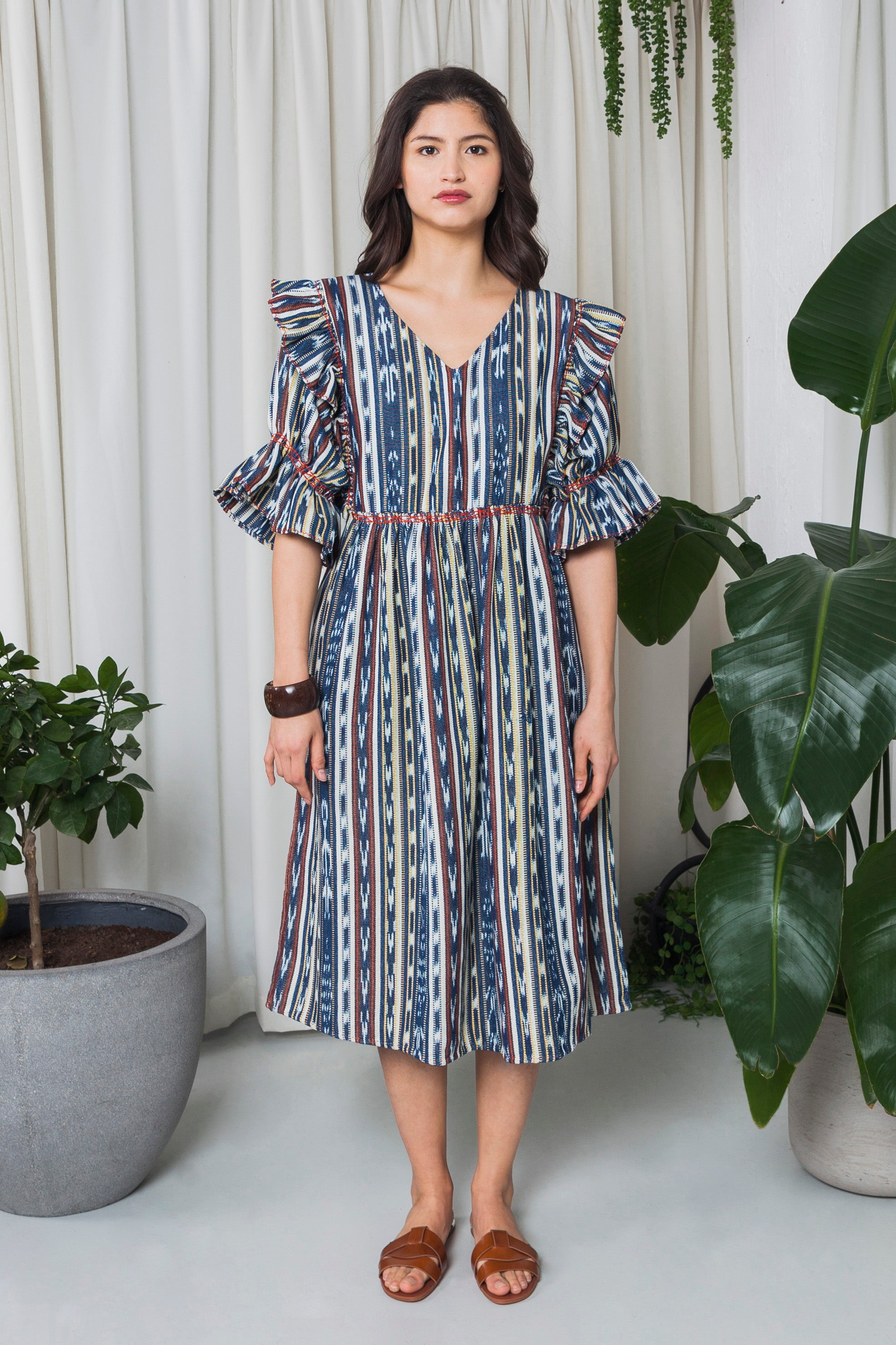 THE CURANDERA DRESS