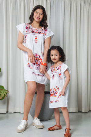 THE MOMMY´S BOUGAINVILLEA DRESS