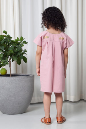 THE GIRL DESERT DRESS