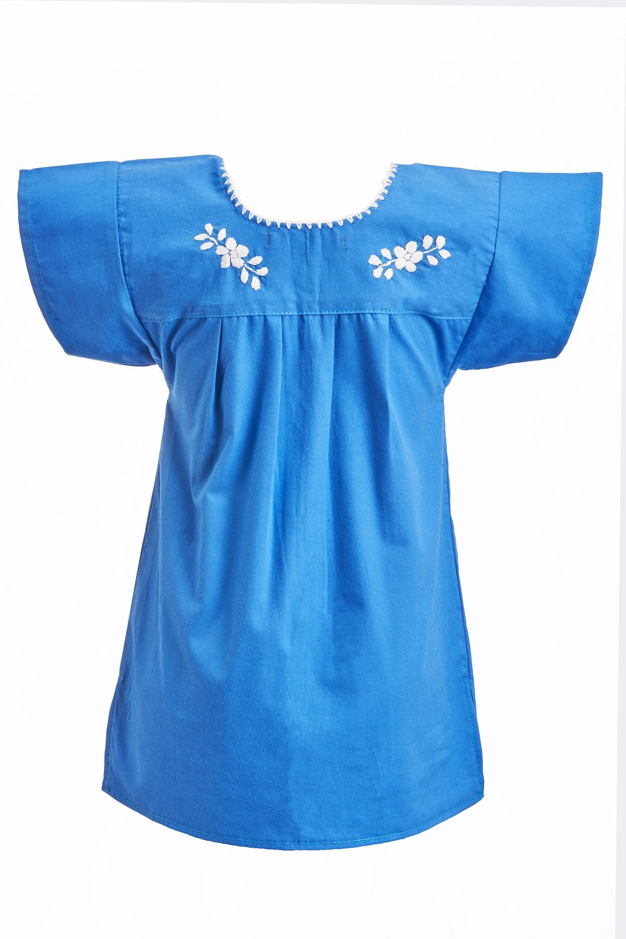 THE GIRLS DRESS - BLUE