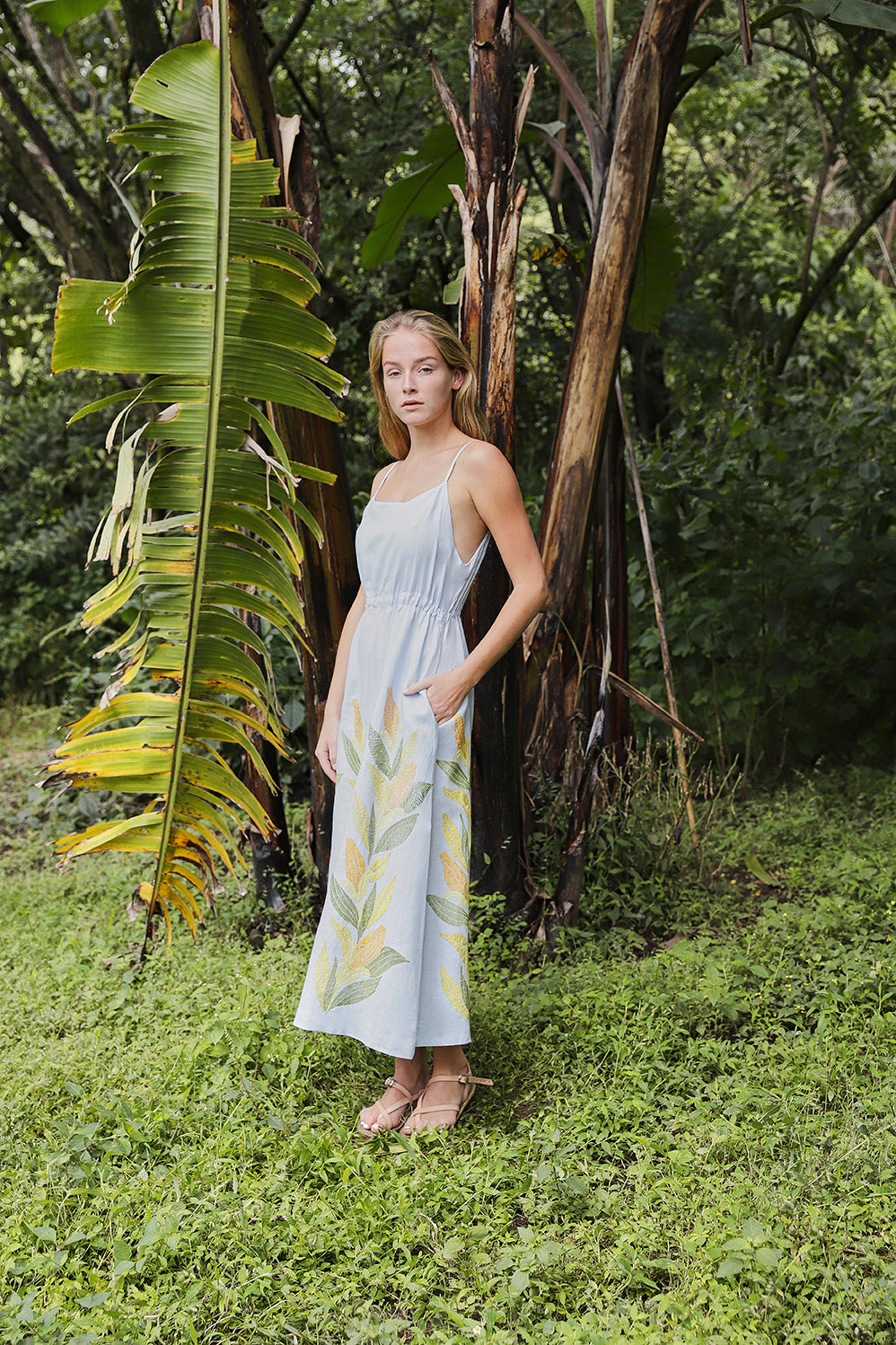 THE KABIL HIPPIE DRESS