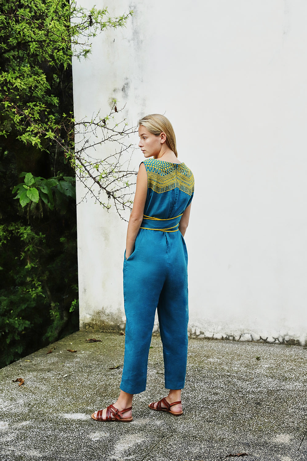 THE COSMO NIGHT JUMPSUIT