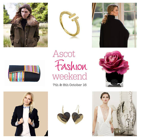 Colcouture at Ascot Fashion Weekend 7th and 8th Oct 2016