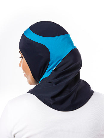Capsters Swim (Dark blue and Aqua)