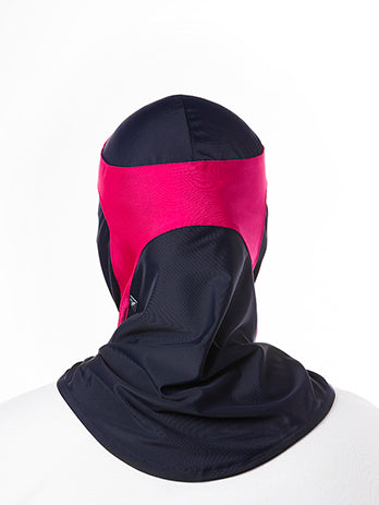 Capsters Swim (Dark blue and Pink)