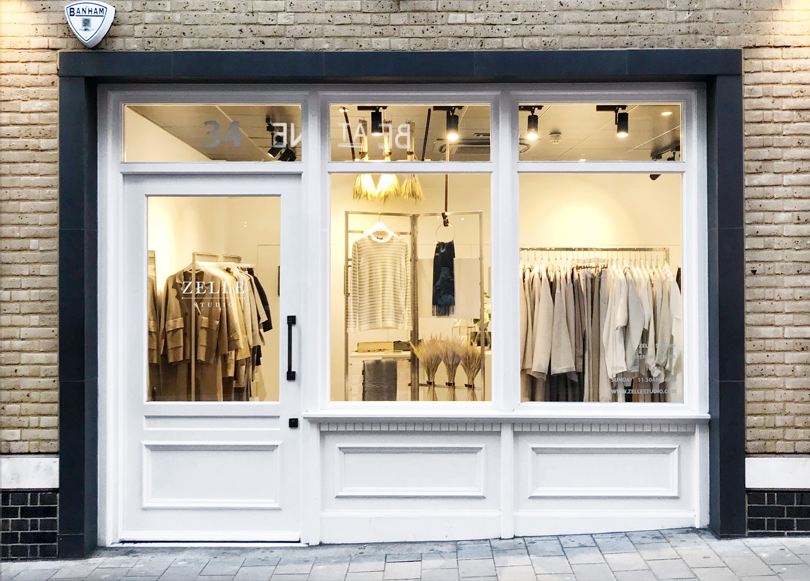 Zelle Studio London Store